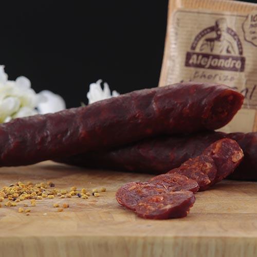 """Chorizo Natural de la Rioja """"Alejandro""""."""