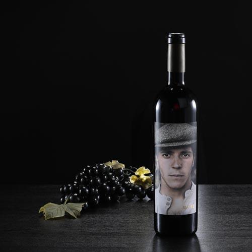 "Ampolla de vi negre Matsu ""El Picaro"", D.O. Toro"
