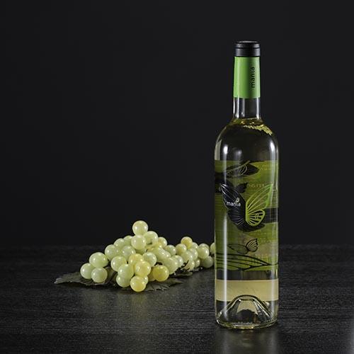 "Ampolla de vi blanc ""Mania"", D.O Rueda"