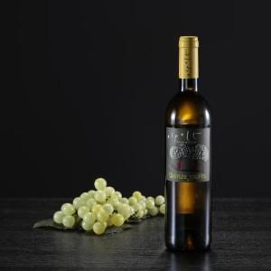 Botella de vino blanco Quinze Roures, D.O. Empordà