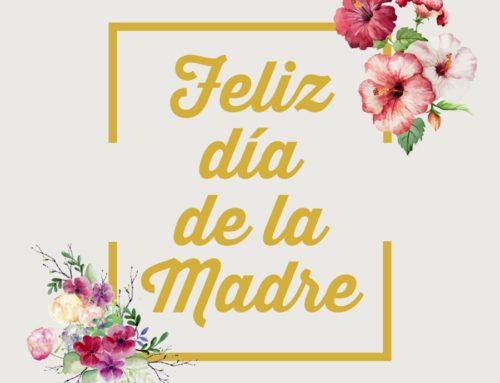 Pasa un día especial con ella ¡Feliz Día de la Madre!
