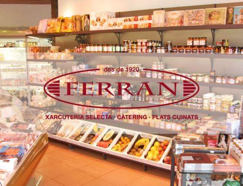 Comencem el 2020 amb el sabor gourmet de Xarcuteria Ferran