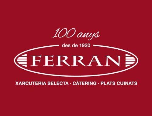 ¡Celebramos el centenario de Xarcuteria Ferran!