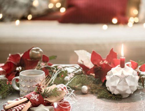 Menús especiales para fiestas navideñas