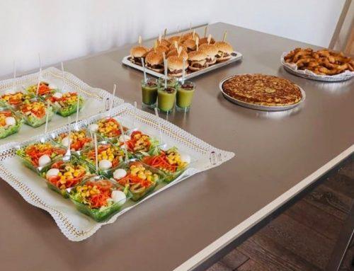 Novedades en nuestro catering: ¡más opciones veganas y vegetarianas!